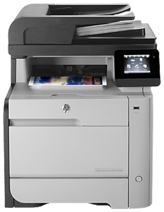 HP Color LaserJet Pro MFP M476nw (CF385A)