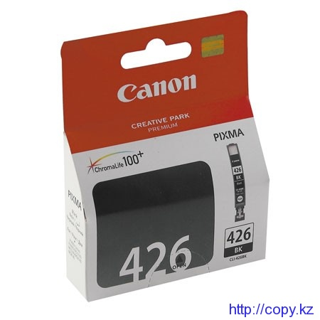 Картридж Canon Pixma MG5140/5240/6140/8140 CLI-426 Black