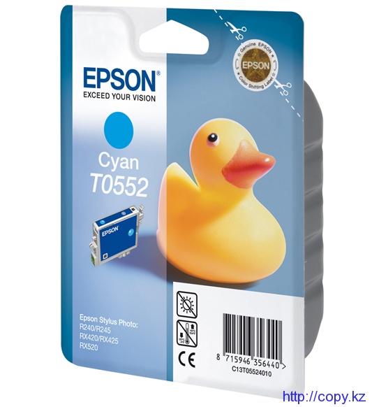 Картридж Epson T0552 (C13T05524010)