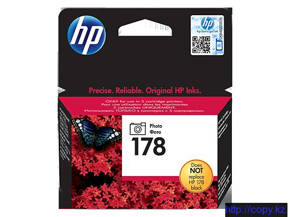 Картридж HP 178 (CB317HE)