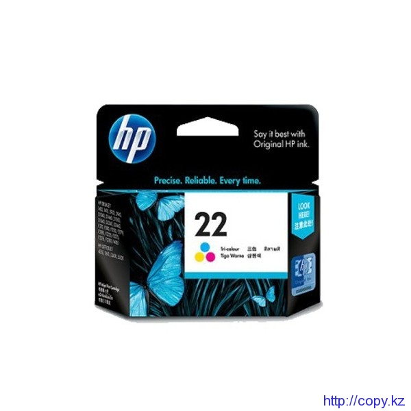 Картридж HP 22 (C9352AE)