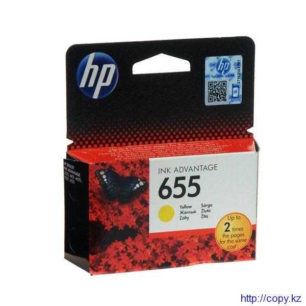 Картридж HP 655 (CZ112AE)