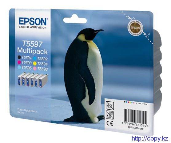 С13T055974010 Multipack for RX700 ориг
