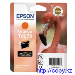 C13 T08794010 R1900 Orange Ink (UltraChrome HiGloss2Ink )
