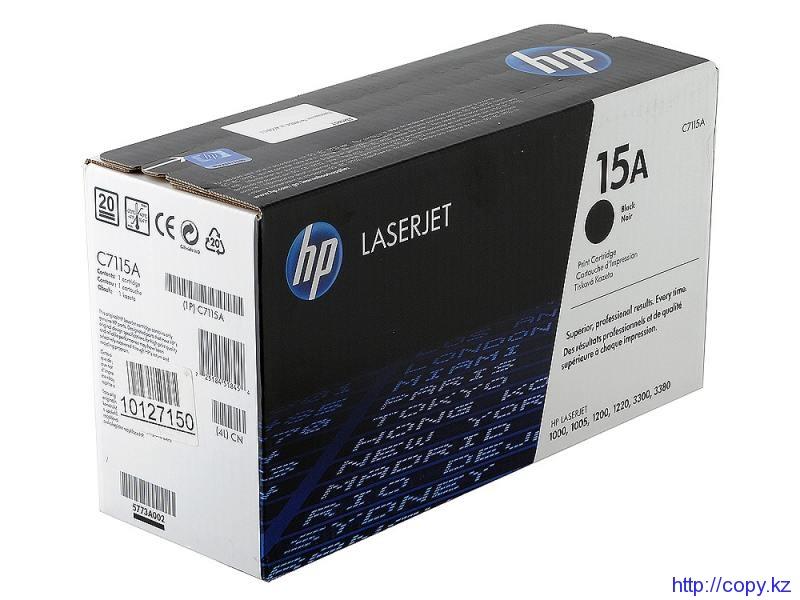 Картридж HP 15A (C7115A)