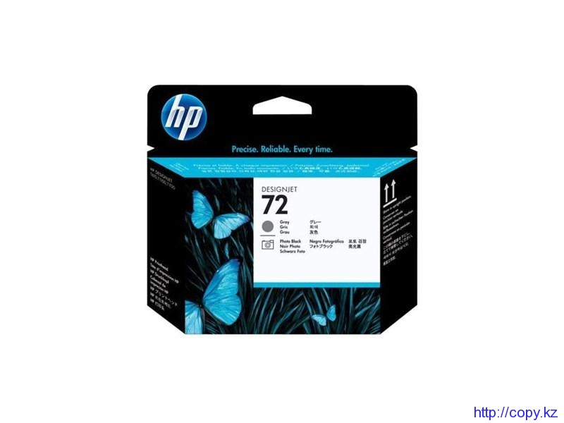 картридж HP C9380A Gray and Photo Black  №72  T1100/T1100ps/T610