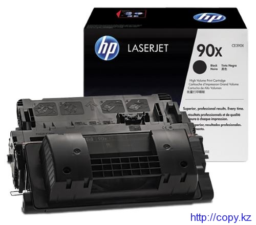 картридж HP CE390X Black Toner  Cartridge for M4555/M601/M602