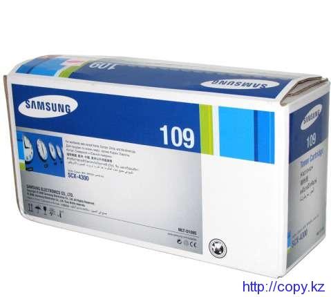 картридж SAMSUNG SCX-4300 MLT-D109S