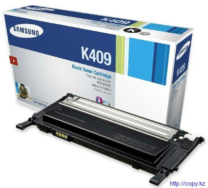 Картридж Samsung CLT-K409S