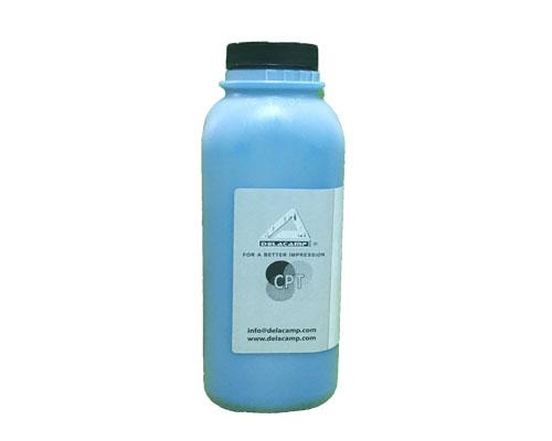 Тонер HP CLJ 3525 синий