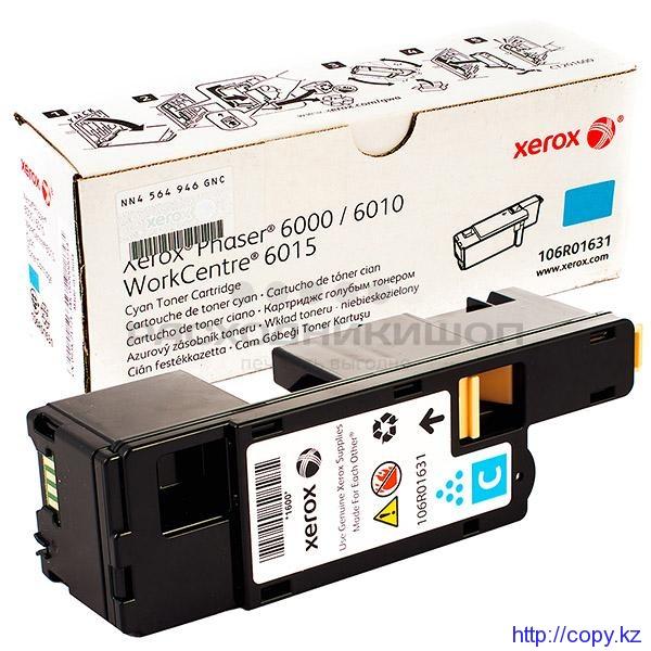 Картридж Xerox 106R01631