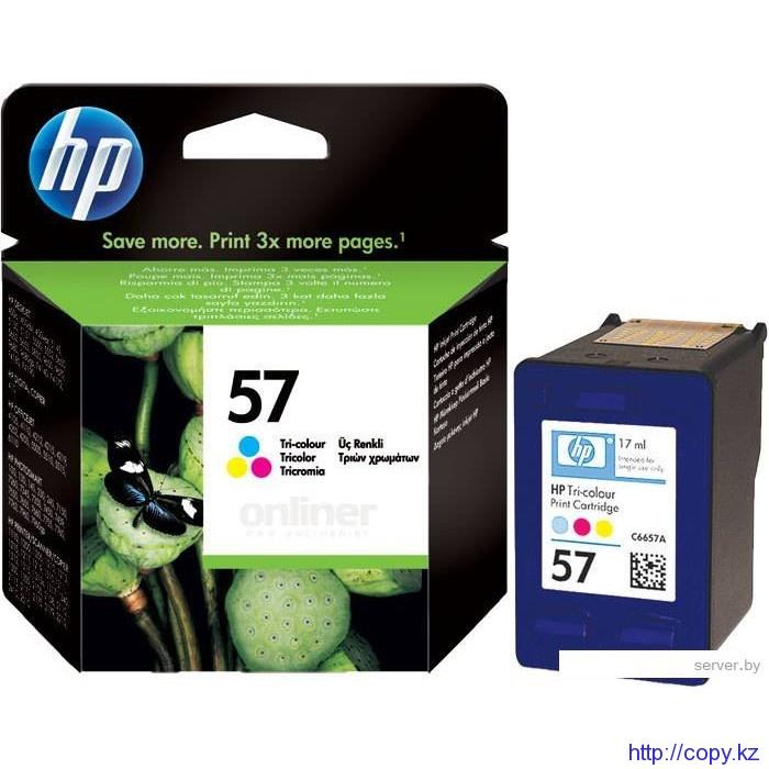 Картридж HP 57 (C6657A)