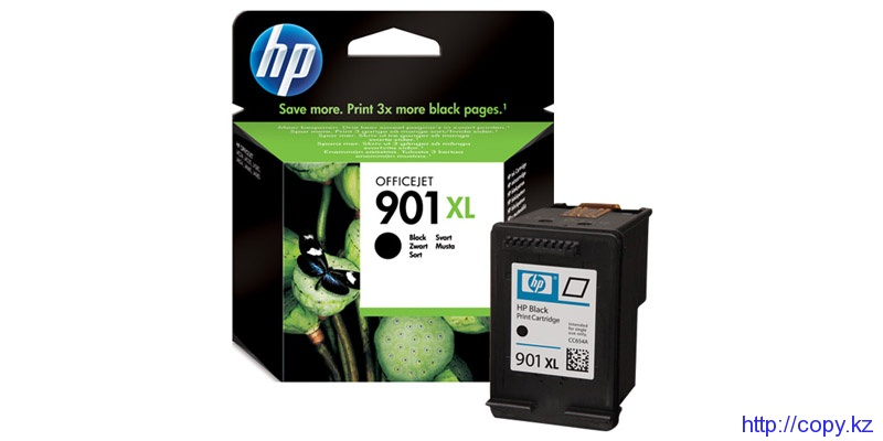 901XL HP CC654AE Black Ink Cartridge  for Officejet j4580, j4660, j4680
