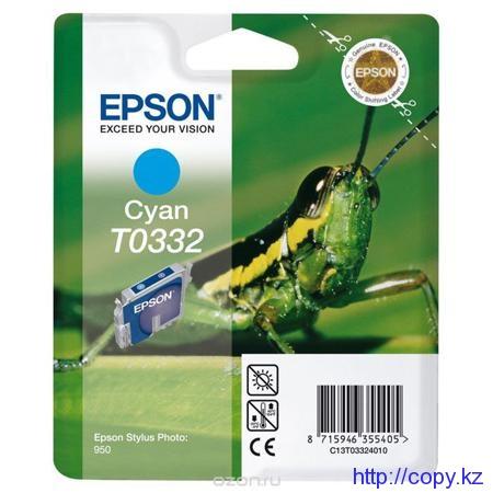 Картридж Epson T0332 (C13T03324010)