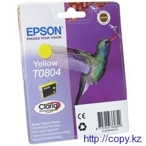 Картридж Epson T0804 (C13T08044010/ C13T08044011)