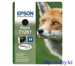 Картридж Epson T1281 (C13T12814010/ C13T12814011/ C13T12814012)