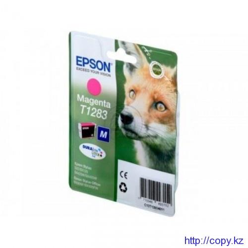 Картридж Epson T1283 (C13T12834010/ C13T12834011/ C13T12834012)