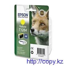 Картридж Epson T1284 (C13T12844010/ C13T12844011/ C13T12844012)
