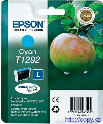Картридж Epson T1292 (C13T12924010/ C13T12924011/ C13T12924012)