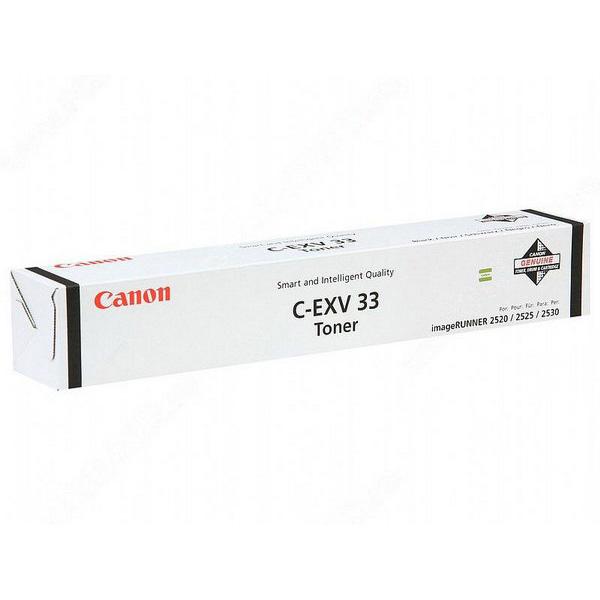 тонер CANON iR2520/2525 (C-EXV33) ориг.