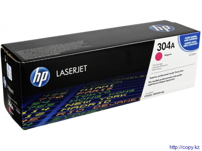 Картридж HP 304A (CC533A)