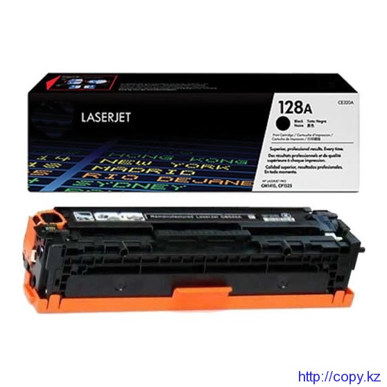 Картридж HP 128A (CE320A)