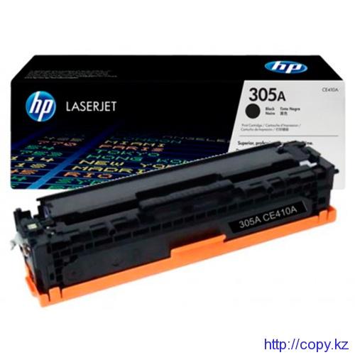 Картридж HP 305А (CE410A)