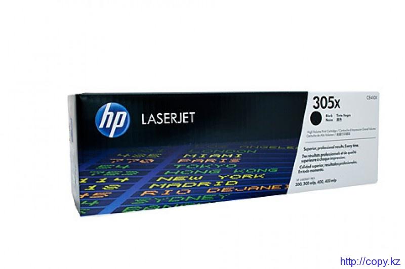Картридж HP 305X (CE410X)