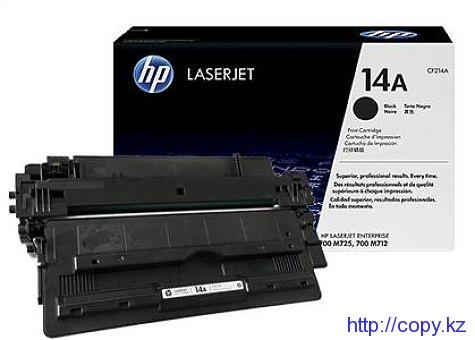 Картридж HP 14A (CF214A)