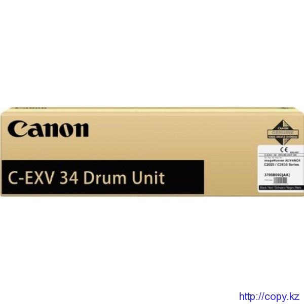 Drum Unit CANON iR ADV C2020(C-EXV34 Bk) C2025/C2220/C2225