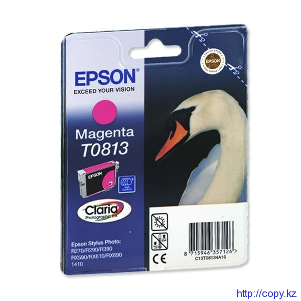 Картридж Epson T0813 (C13T08134A/ C13T11134A10)