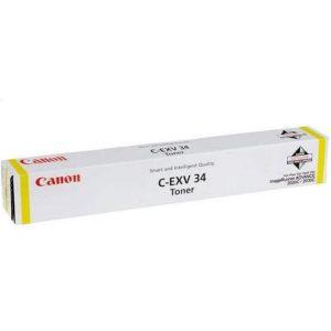 тонер CANON iR-ADV C2020/C2030 (C-EXV34) Y