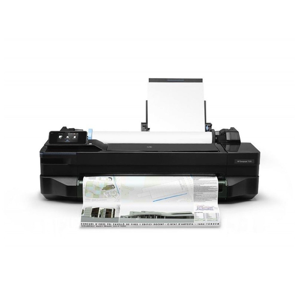 HP Designjet T120 24-in ePrinter (24″/610mm/A1)  24-in ePrinter (CQ891A)