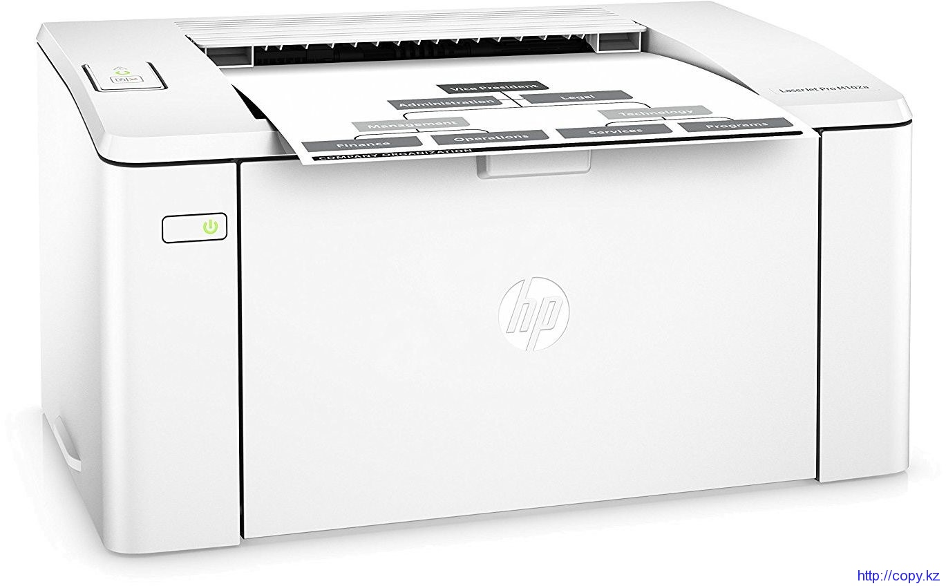 HP LaserJet Pro M102w (G3Q35A) Printer