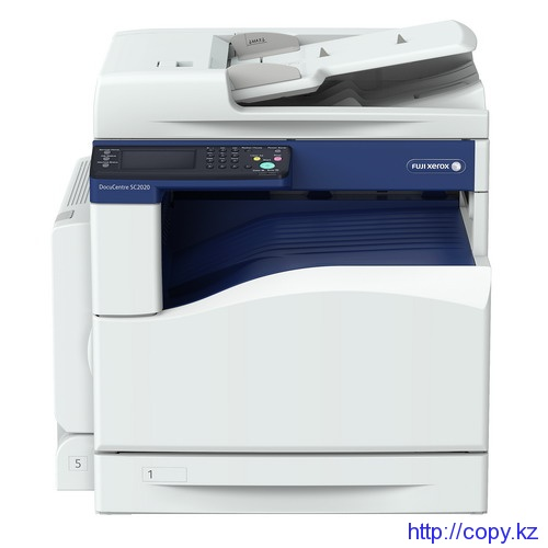 XEROX Color WorkCentre SC2020MFP