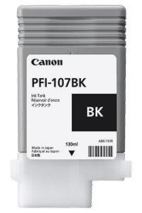 Картридж Canon PFI-107Bk