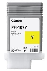 Картридж Canon PFI-107Y