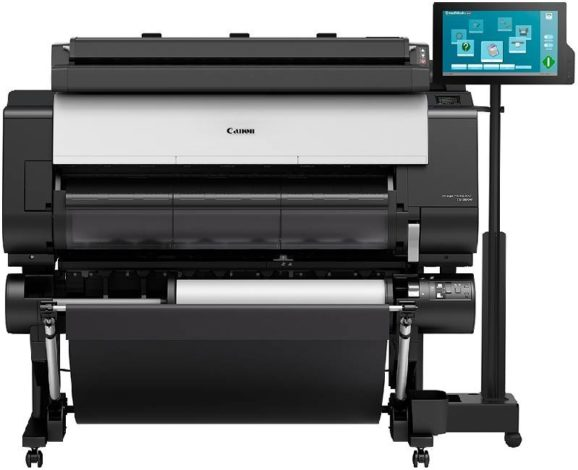 imagePROGRAF TX-3000 с блоком рулона RU-32 и  Сканер MFP Scanner T36 for Canon TX