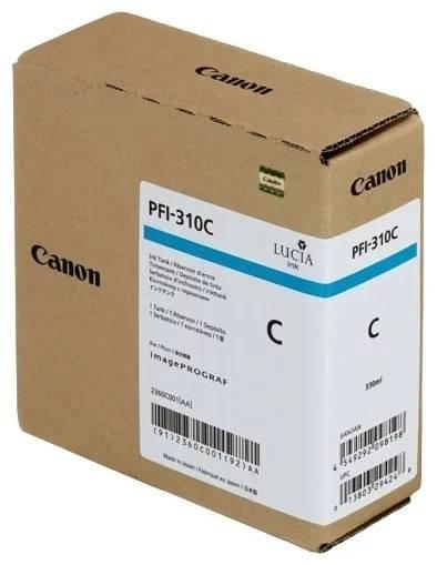 Картридж Canon PFI-310С