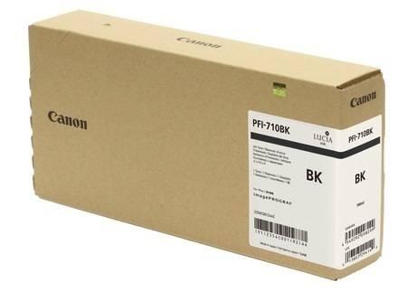 Картридж Canon PFI-710BK