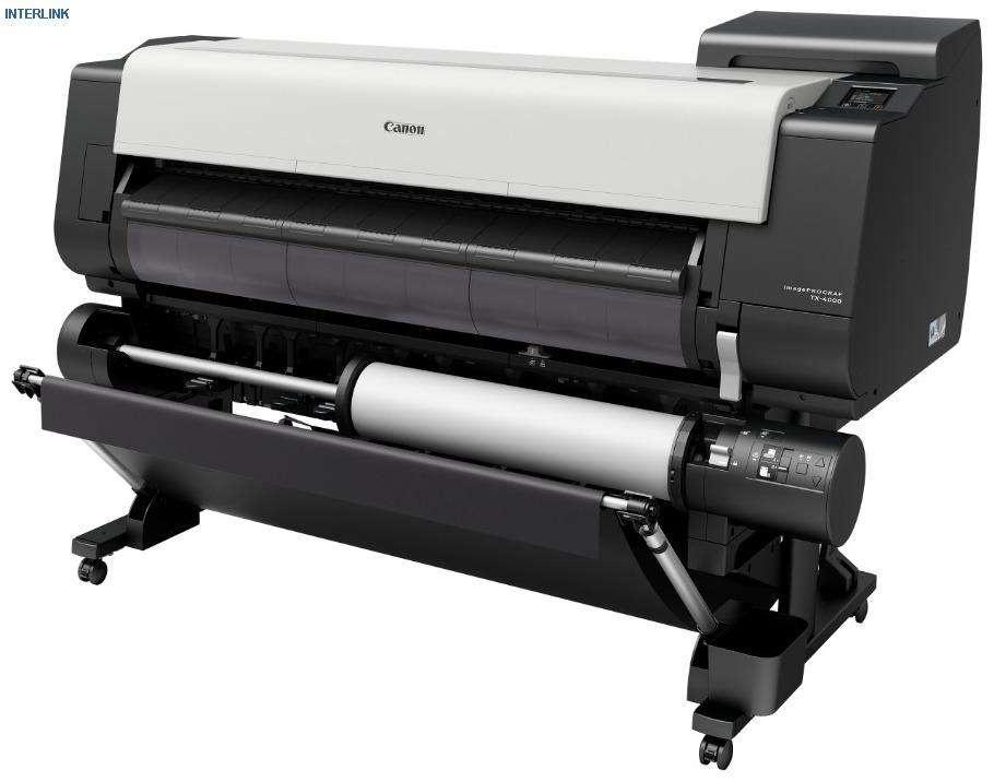 imagePROGRAF TX-4000  + Блок рулона: RU-42