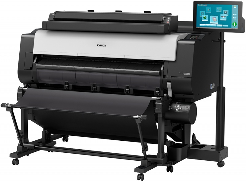 imagePROGRAF TX-4000  + Блок рулона: RU-42 +Сканер MFP Scanner T36 for Canon TX