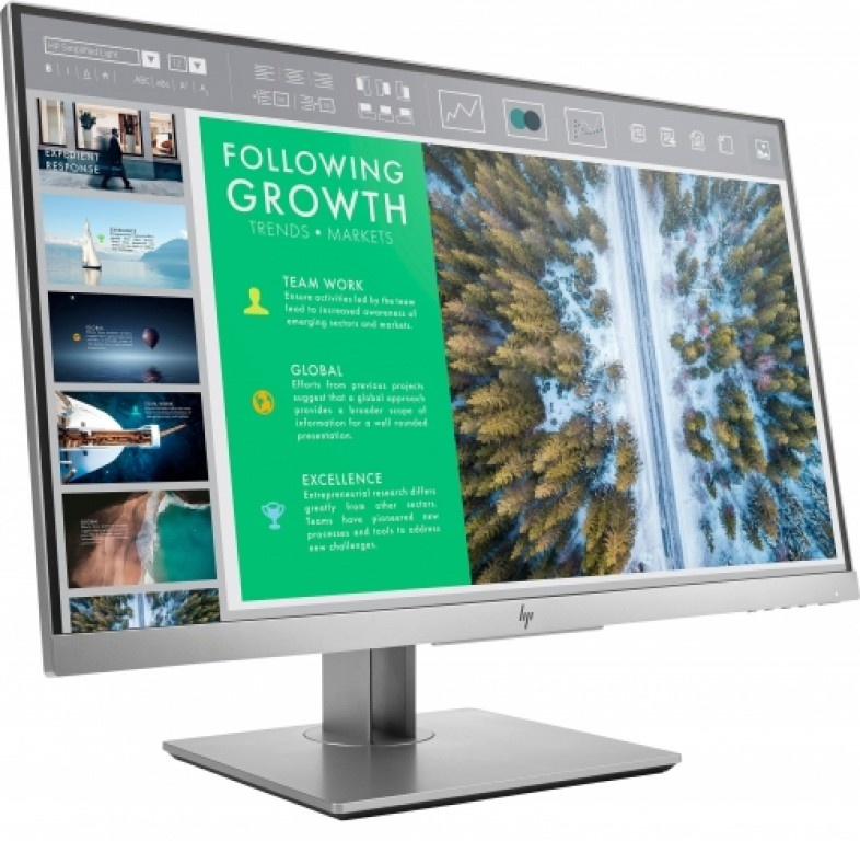 HP EliteDisplay E243 60.45 cm (23.8″) Monitor