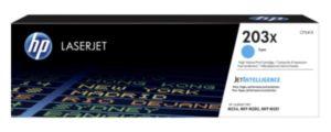 Картридж HP 203A (CF541A)