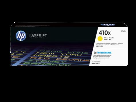 Картридж HP 410X (CF412X)