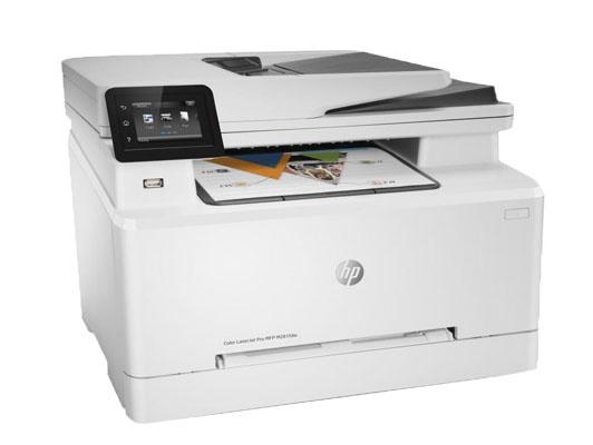 МФУ лазерный HP Color LaserJet Pro MFP M281fdw