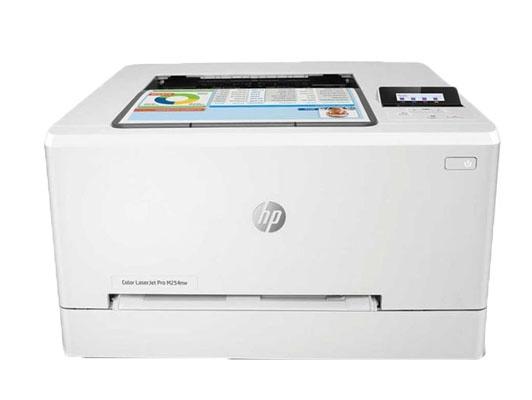 Лазерный принтер HP Color LaserJet Pro M254dw
