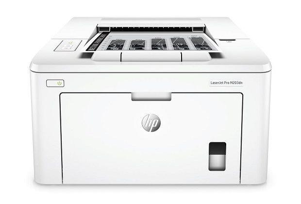 Принтер лазерный HP LaserJet Pro M203dn