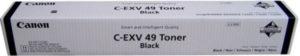 Картридж Canon C-EXV49Bk