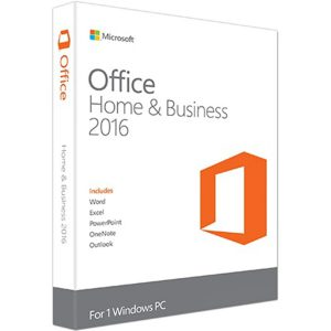 office Home and Business 2016 32-bit/x64 Russian Kazakhstan Only